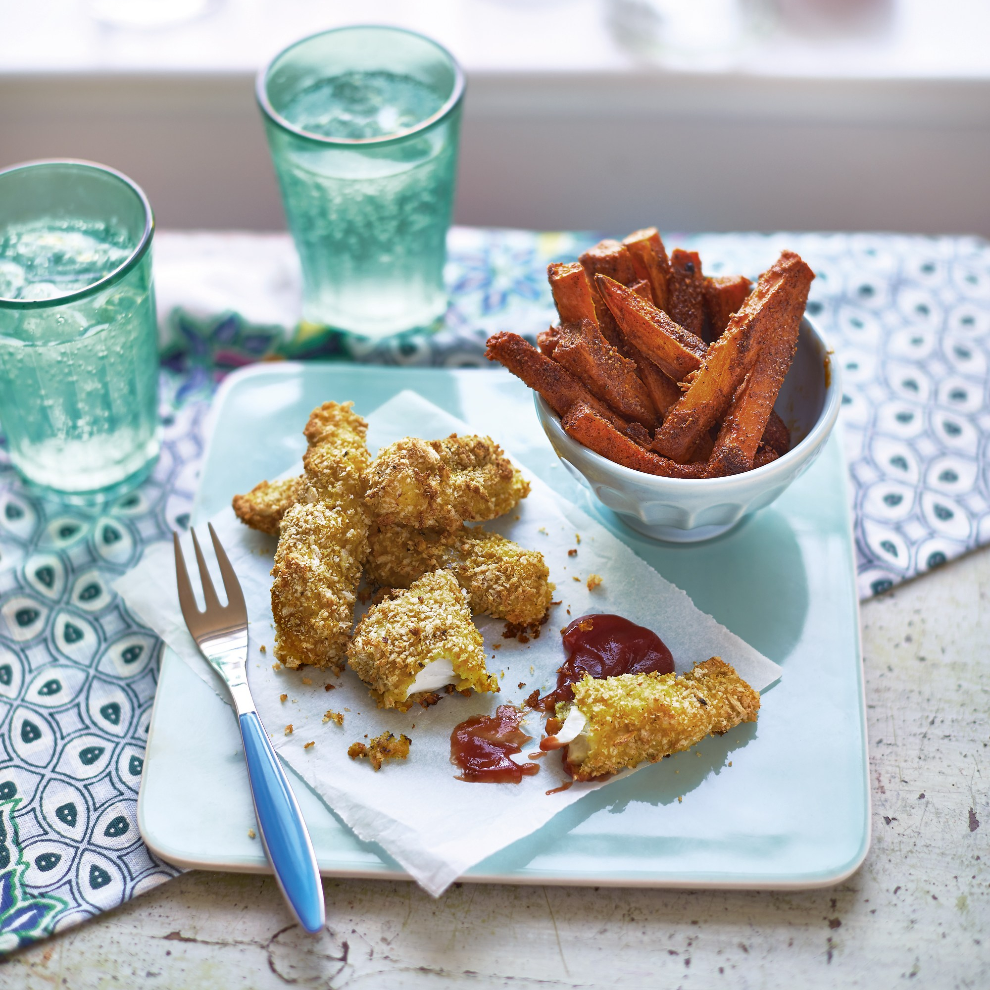CURRIED FISH FINGERS (websize), Emily Leary, Get Your Kids To Eat Anything